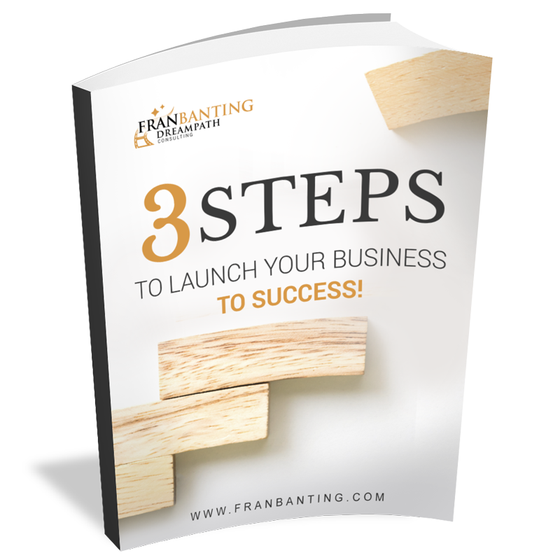 Ebook 3 Steps to Launch Your Business to Success